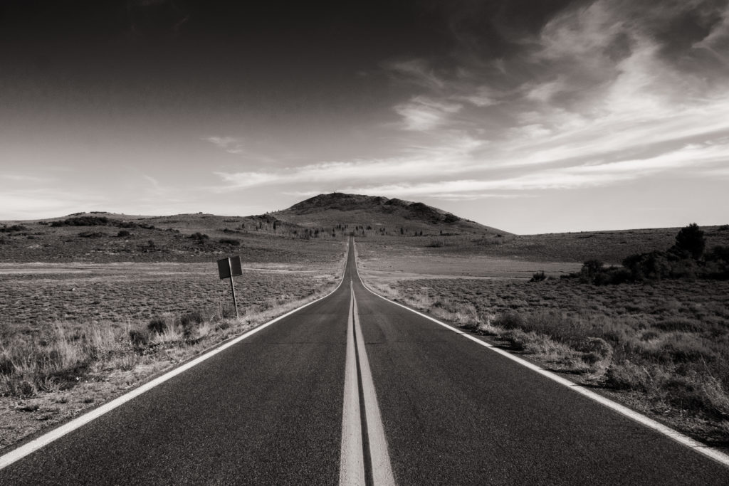 On the Road again... (illustratives Bild)
